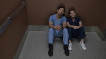 Grey's Anatomy 16: Meredith e DeLuca ancora uniti in questa nuova foto