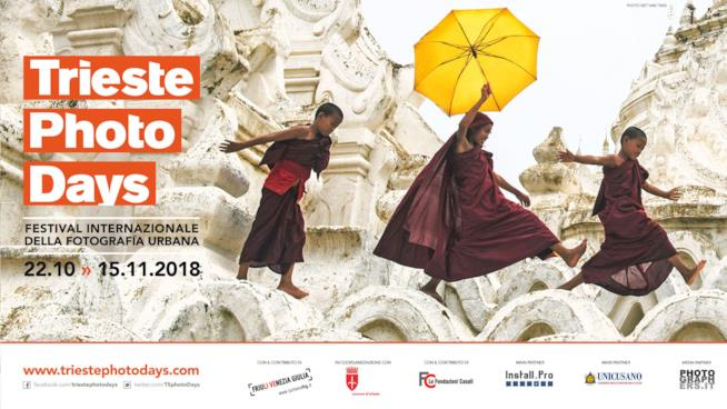 Banner del Trieste Photo Days