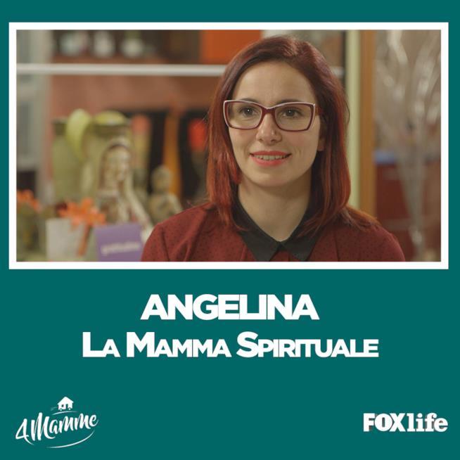 4 Mamme Caserta: Angelina