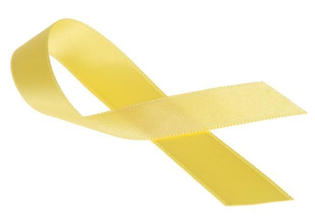 Un fiocco giallo per l'endometriosi