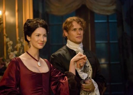 Nella seconda stagione di Outlander i protagonisti si sposteranno a Parigi