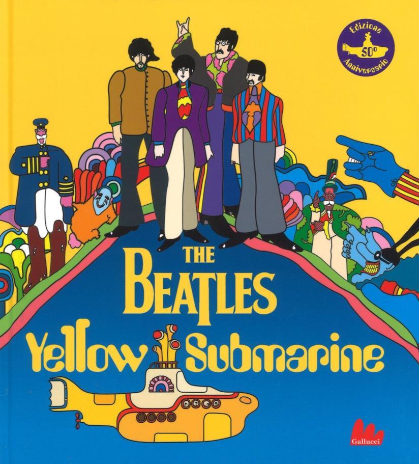 Albo a colori di Yellow Submarine