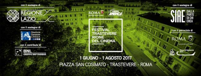 Festival Trastevere Rione del Cinema