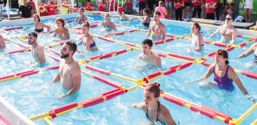 Una disciplina da fare in piscina