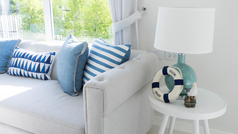 Tante idee utili e belle per un arredamento in stile marinaro perfetto