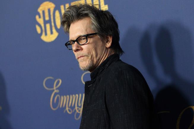 L'attore Kevin Bacon