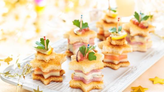 Finger Food Natale.Crostini Toscani Di Fegatini La Ricetta Regionale Toscana Per Le Feste