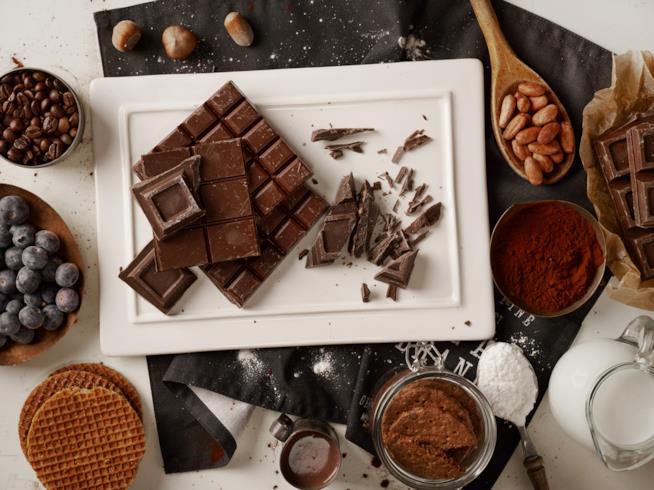 Cioccolato, cacao e altre bontà