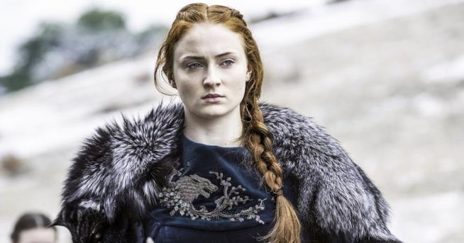 Sansa Stark nella serie