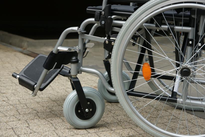 Visitatori disabili
