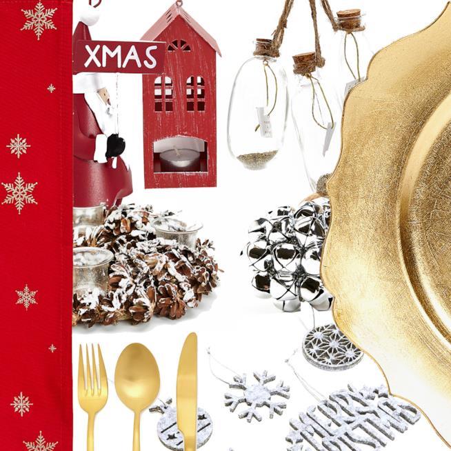 Decorazioni natalizie Zara Home Natale 2017