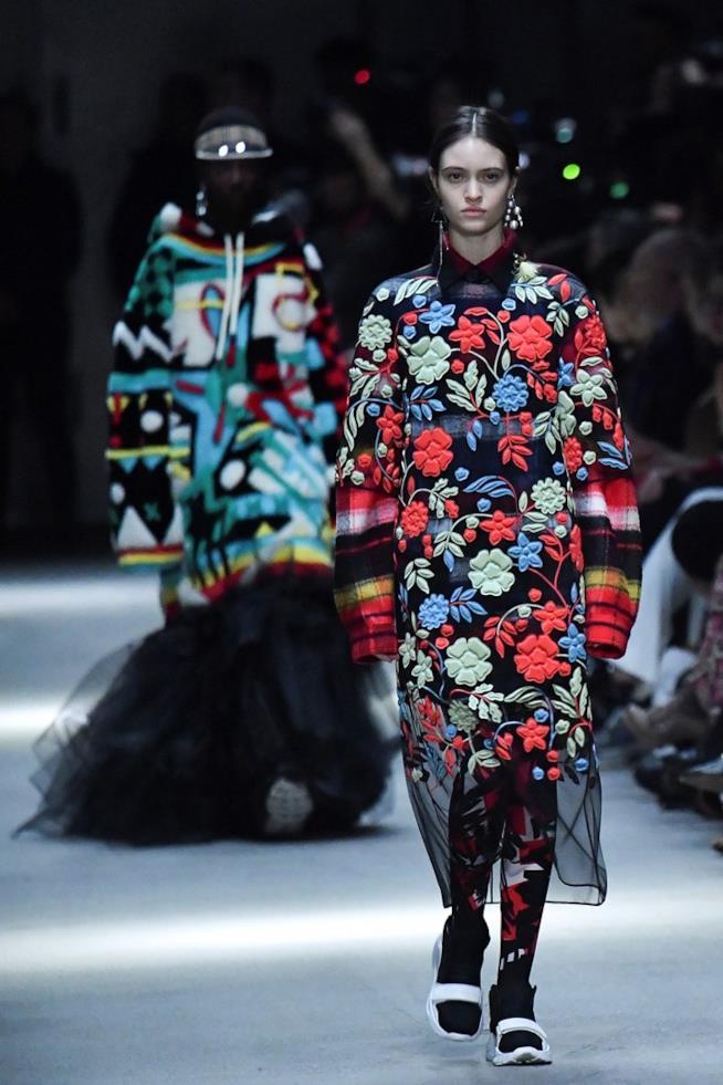 London Fashion Week  Di Tendenza In Questo Momento