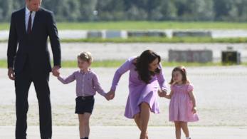 Imparare a parlare con i figli grazie ai Reali Inglesi