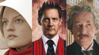 I volti di The Handmaid's Tale, Twin Peaks e Genius