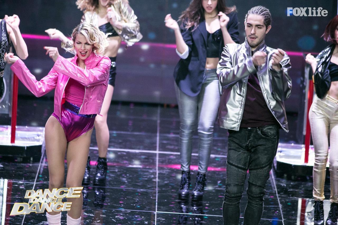 dance dance dance puntata 2 roberta ruiu tommaso zorzi