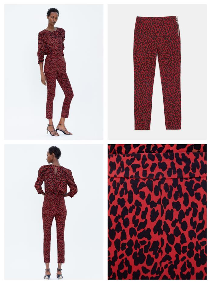 Maculati, i pantaloni di moda per l'A/I 2018-19
