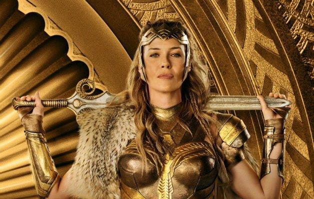 Ippolita, nel film Wonder Woman