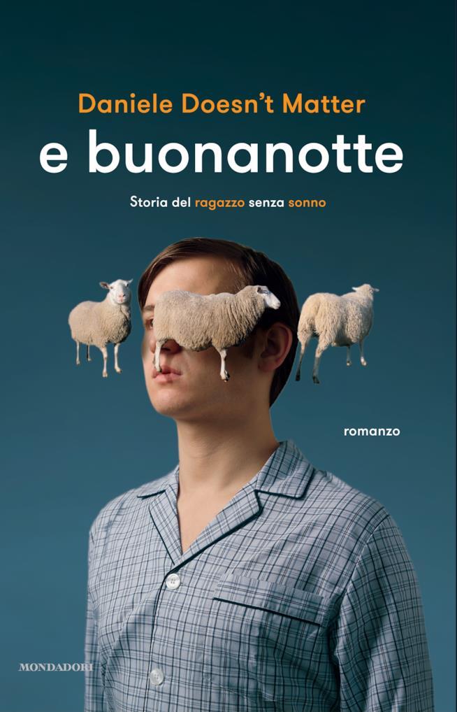 Daniele Doesn't Matter: la cover del romanzo E buonanotte