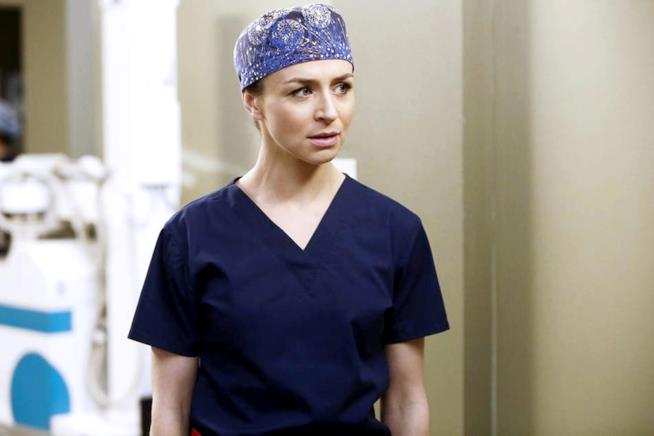 Amelia Shepherd pronta per tornare in sala operatoria