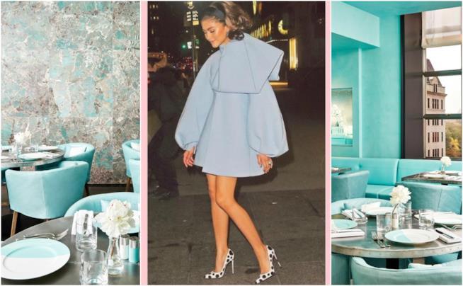 Il look di Zendaya ispirato ad Audrey Hepburn