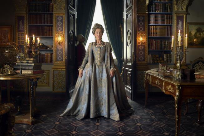 Helen Mirren come Caterina II di Russia