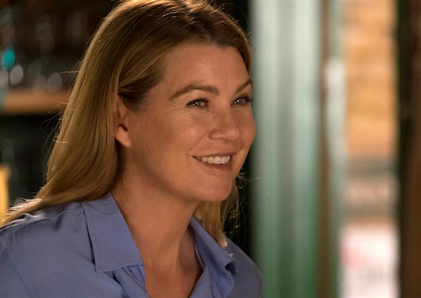 Meredith Grey di Grey's Anatomy