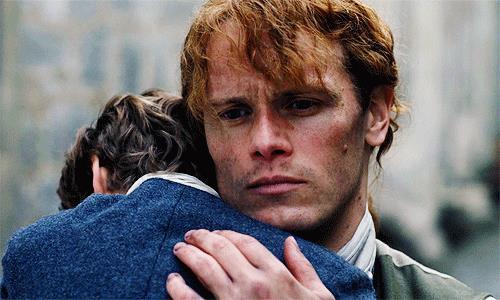Jamie abbraccia triste Willie