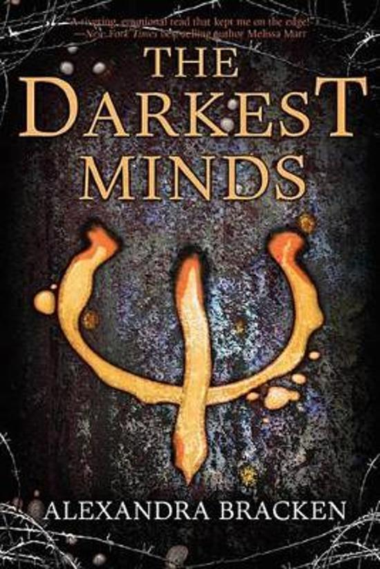 Copertina del lobro The Darkest Minds