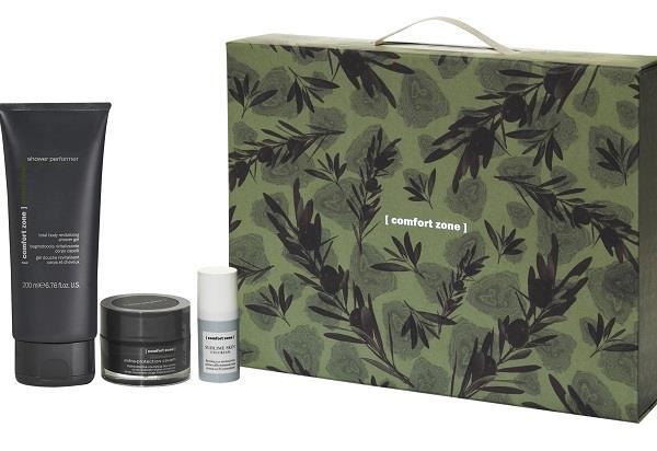Man Space Kit di Comfort Zone prodotti di bellezza per l'uomo