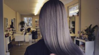 Diverse tonalità per capelli grigi