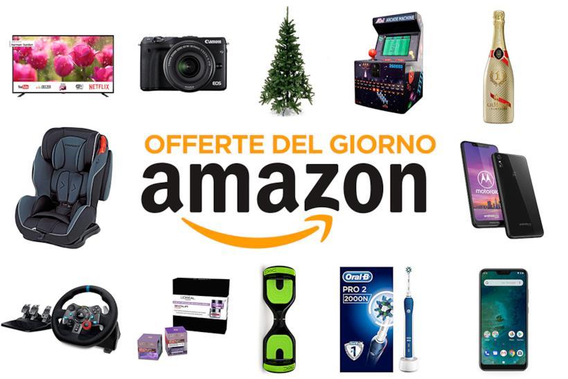 Le offerte su Amazon del 13 gennaio 2019