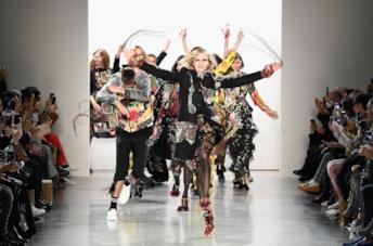 New York Fashion Week 2018: una sfilata