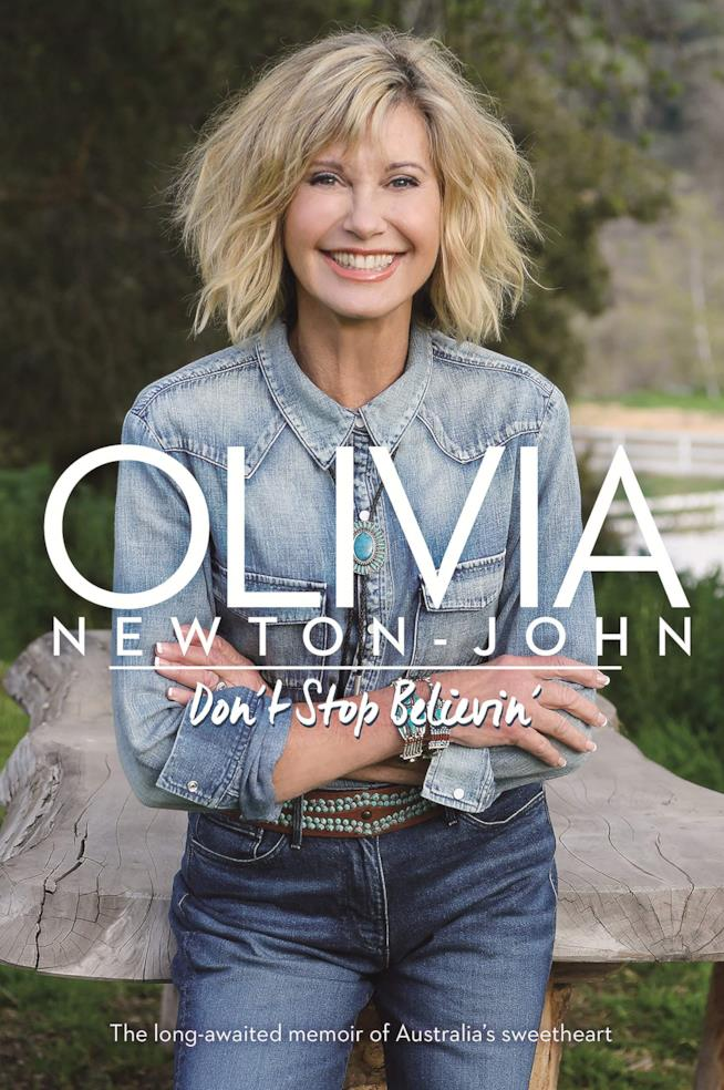 L'autobiografia di Olivia Newton-John