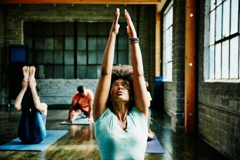 La pratica dello yoga