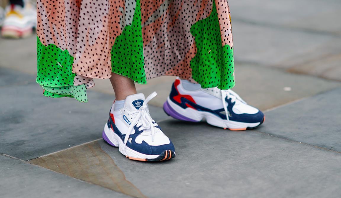 on sale f29b4 5b2dc Sneakers anni '90, le protagoniste della moda Primavera 2019