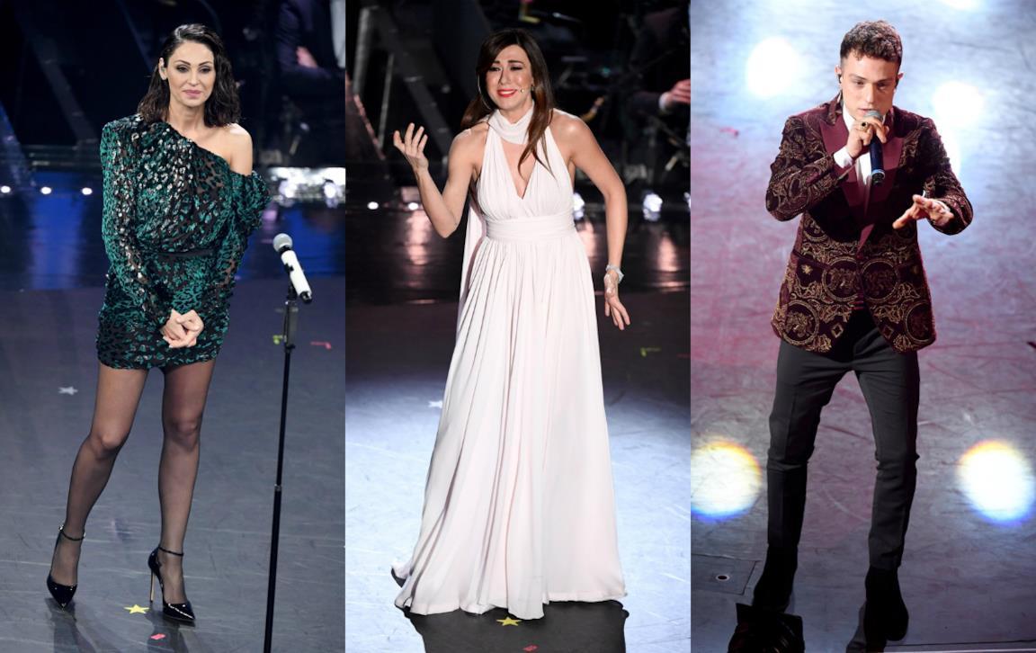 Sanremo 2019: la classifica dei look