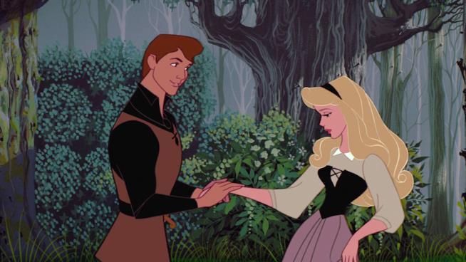 Principe Filippo - La Bella Addormentata
