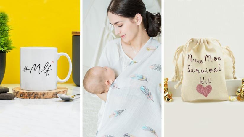 Regali Di Natale Alla Mamma.18 Regali Per Fare Felice Una Neo Mamma