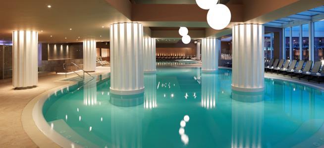 La prestigiosa spa del LifeClass di Portorose in Slovenia