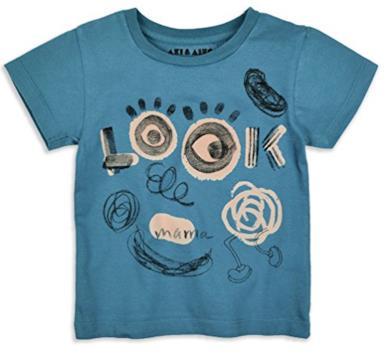 T-Shirt Look Mama