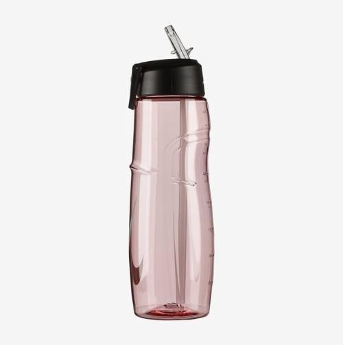 La bottiglia d'acqua rosa della Chrome Blush
