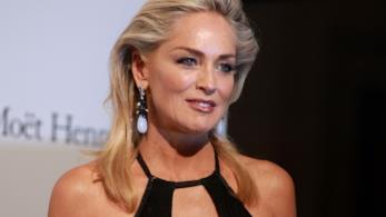 Alcuni look di Sharon Stone