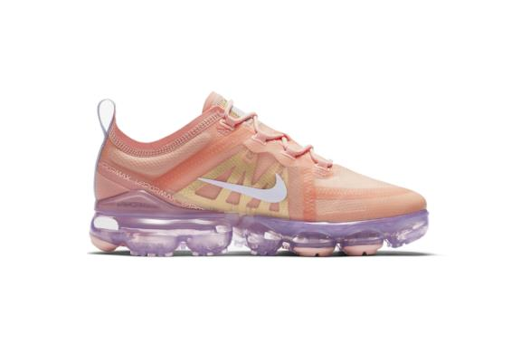 Nike Air VaporMax Corallo e lilla