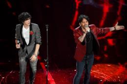 L'esibizione di Fabrizio Moro ed Ermal Meta a Sanremo 2018