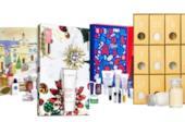 Confezioni dei calendari dell'Avvento di Natale 2017