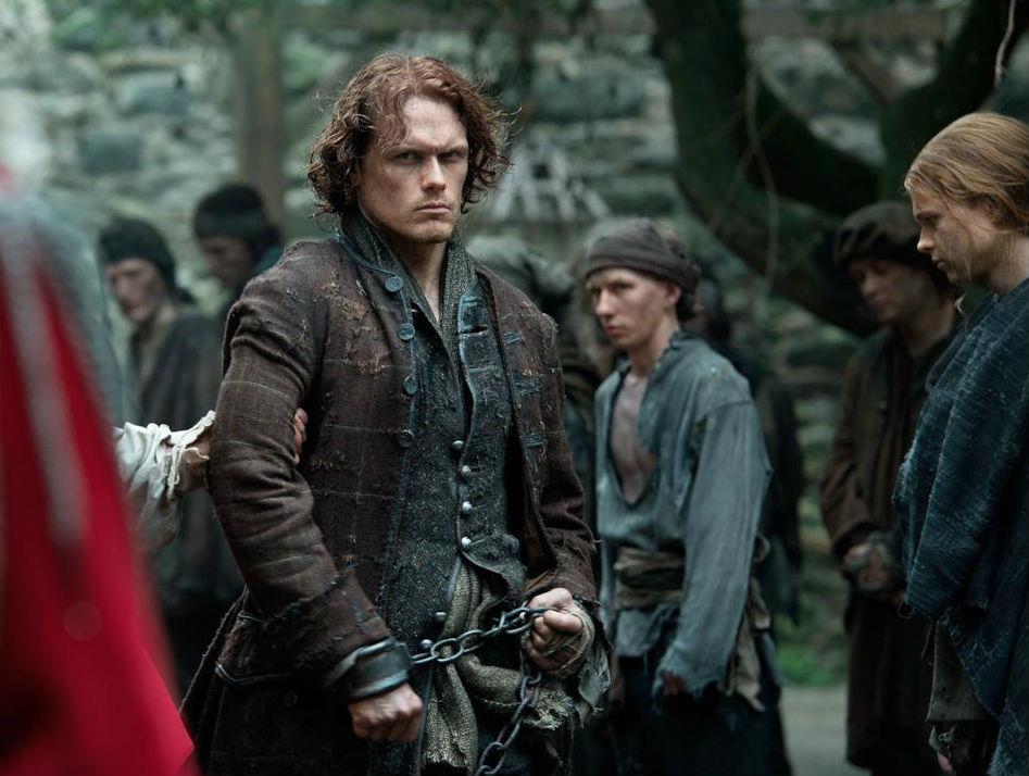 Jamie e gli inglesi