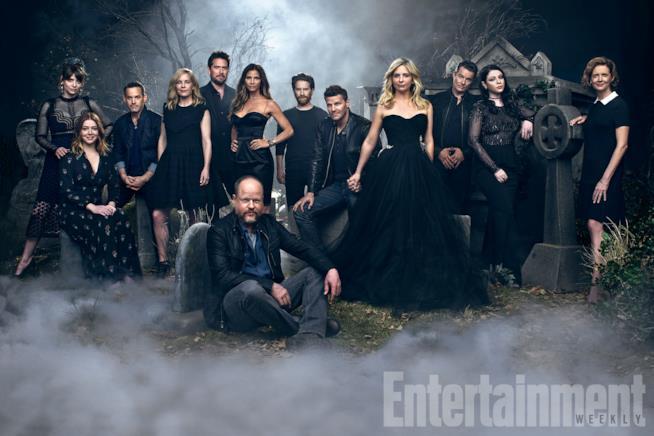 Buffy: la reunion di Buffy con Joss Whedon