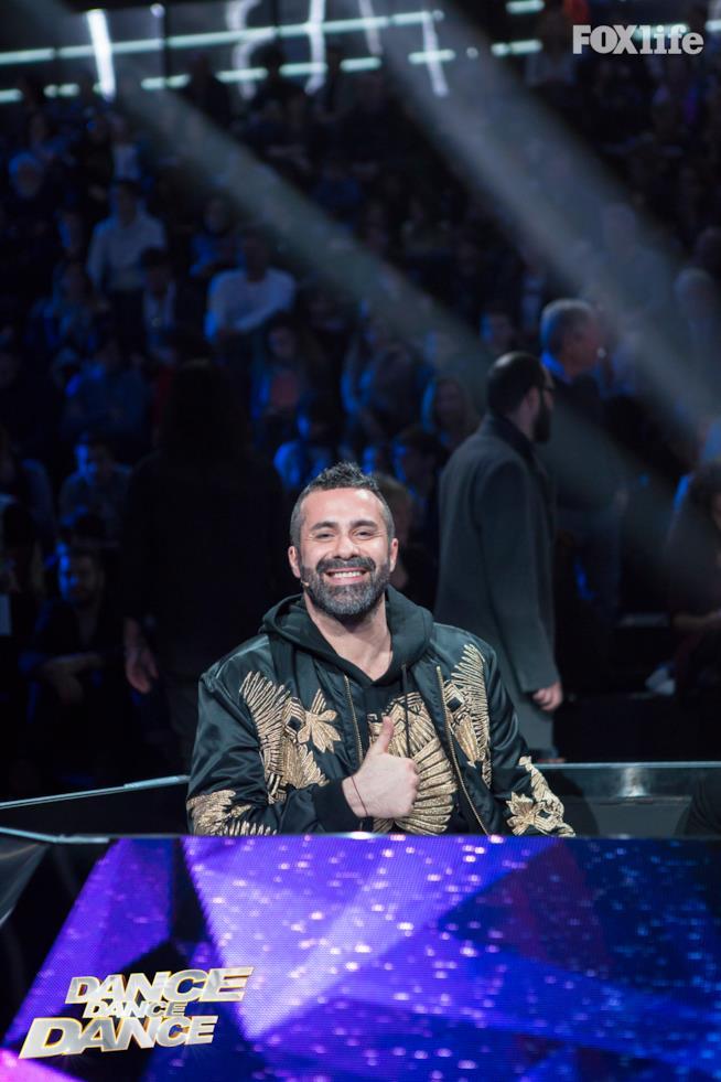 Il ballerino e coreografo Luca Tommassini