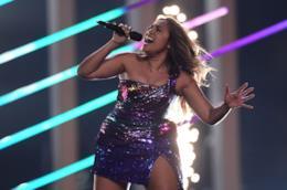 L'esibizione di Jessica Mauboy all'Eurovision Song Contest 2018