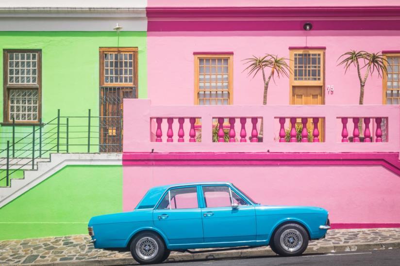 Cape Malay a Città del Capo, Sudafrica